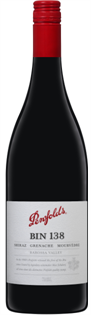 Penfolds Shiraz Grenache Mataro Bin 138 2012 750ml
